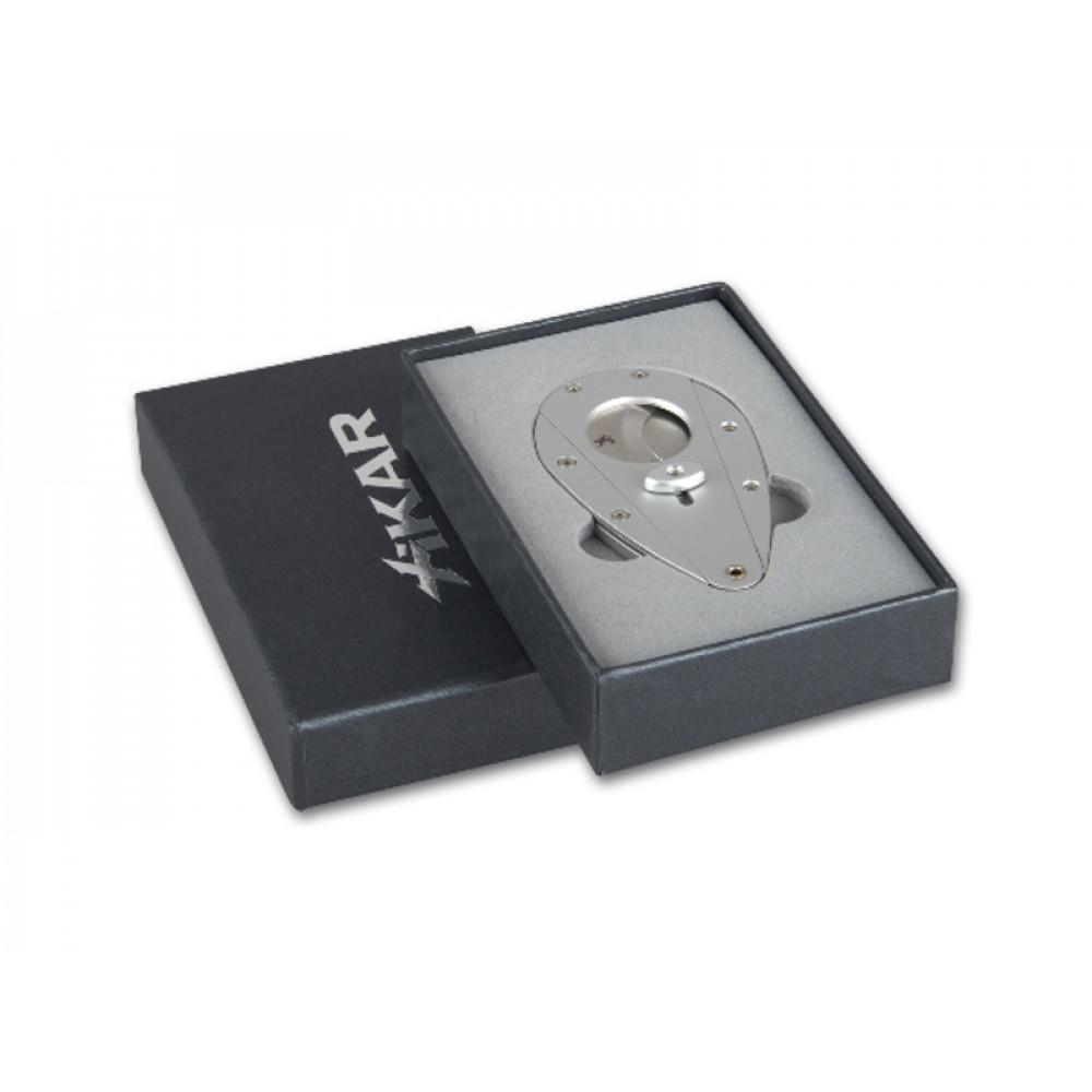 Xikar szivarvágó Xi 1 - ezüst