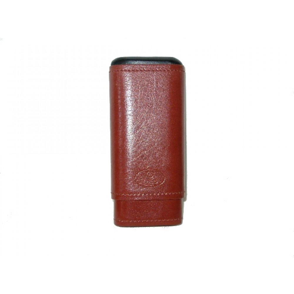 Ambiente Szivartok - 3 szivar részére, barna bőr