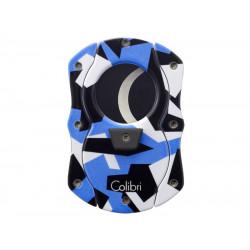 Colibri Camo Szivarvágó - kék