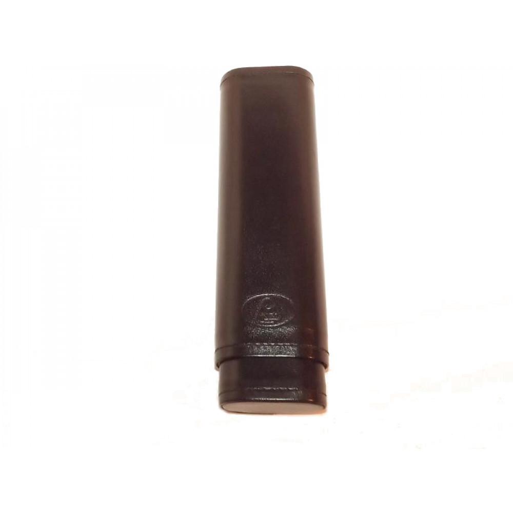 Ambiente Szivartok - 2 szivar részére, bőr (17x4,5cm)