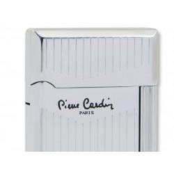 Szivaröngyújtó Pierre Cardin - króm, csíkos