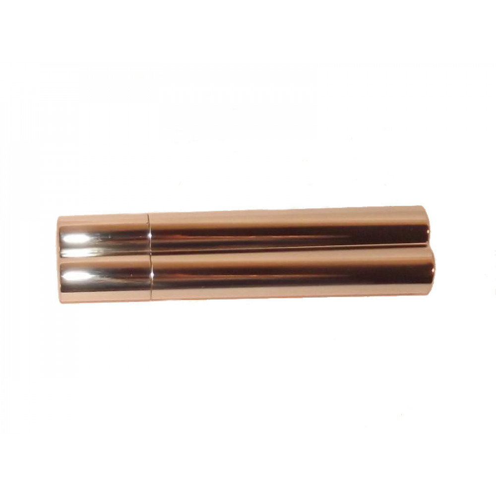 Szivartok - 2 szivar részére, nemesacélból, 18 cm