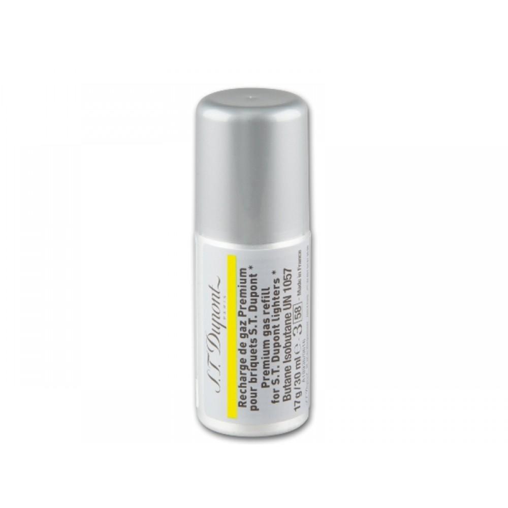 ST Dupont öngyújtó utántöltő gáz - sárga, 30ml