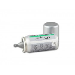 ST Dupont öngyújtó utántöltő gáz - zöld, 30ml