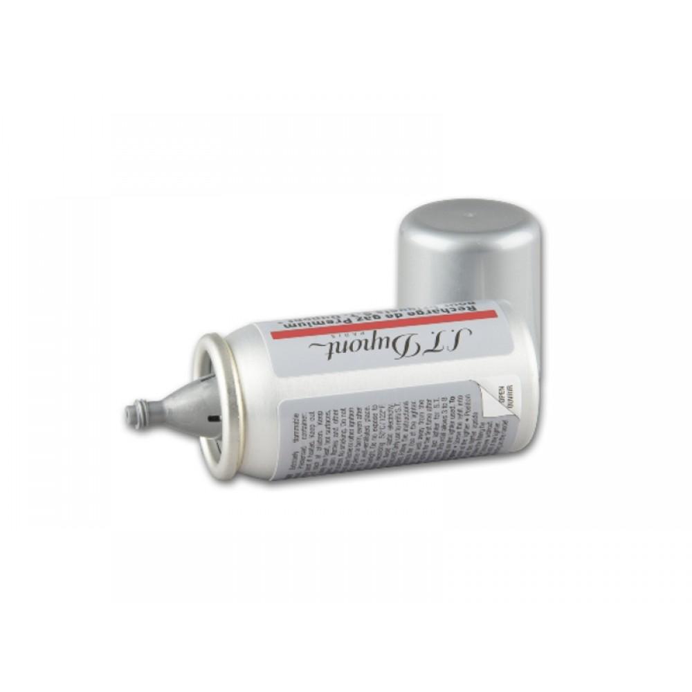 ST Dupont öngyújtó utántöltő gáz - piros, 30ml