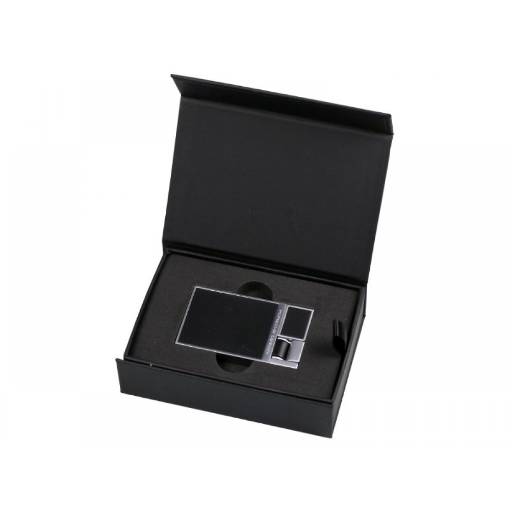Szivaröngyújtó - Porsche Design P3632/01 fekete