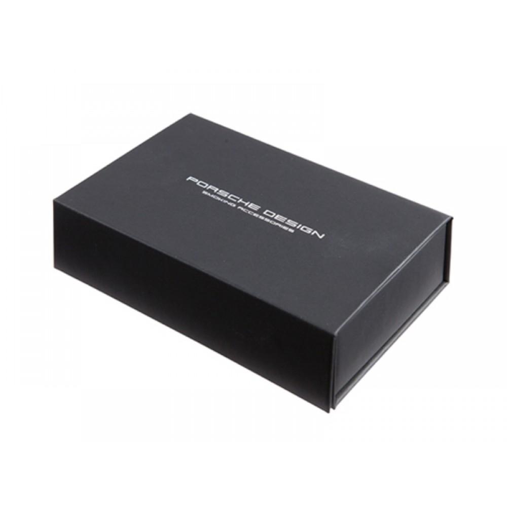 Szivarvágó - Porsche Design P3621-02 (ezüst)