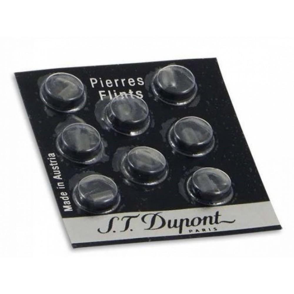 ST Dupont szivar öngyújtó tűzkő - szürke (8db)