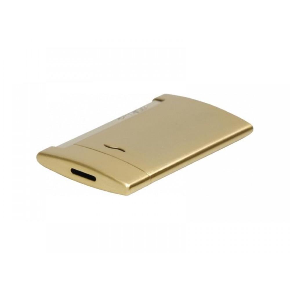 Szivaröngyújtó S.T. Dupont Slim 7 - matt arany