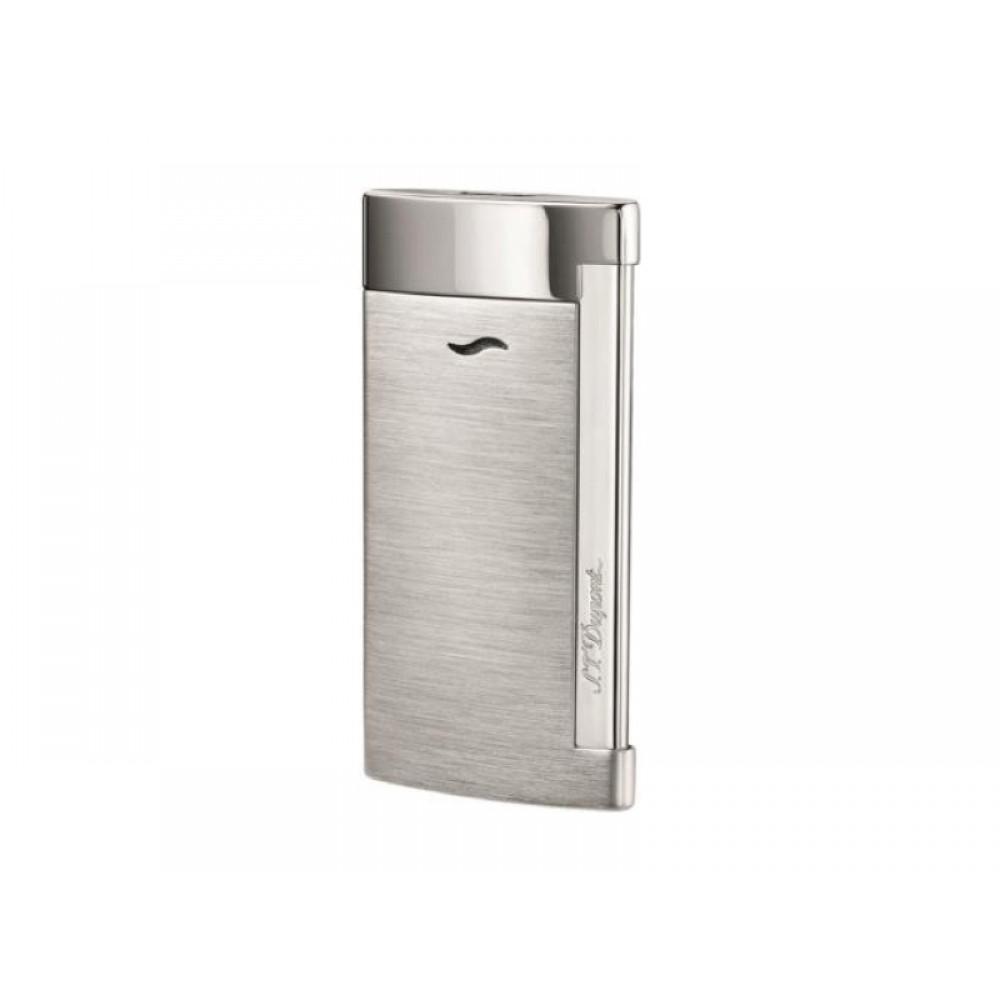 Szivaröngyújtó S.T. Dupont Slim 7 - matt ezüst
