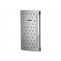 Szivaröngyújtó S.T. Dupont Slim 7 Firehead - ezüst