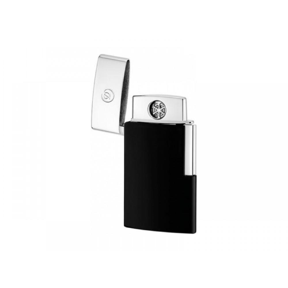 Szivaröngyújtó S.T. Dupont E-Slim USB - fekete