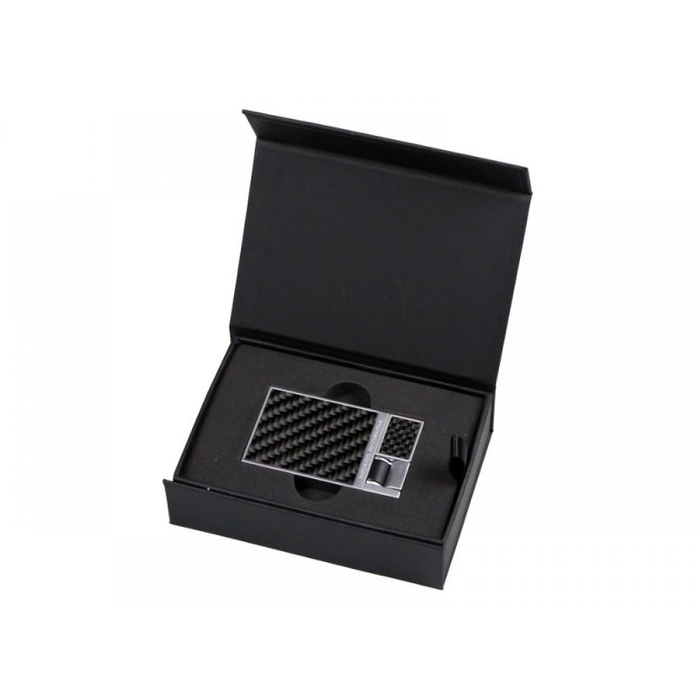 Szivaröngyújtó - Porsche Design P3632/07 carbon