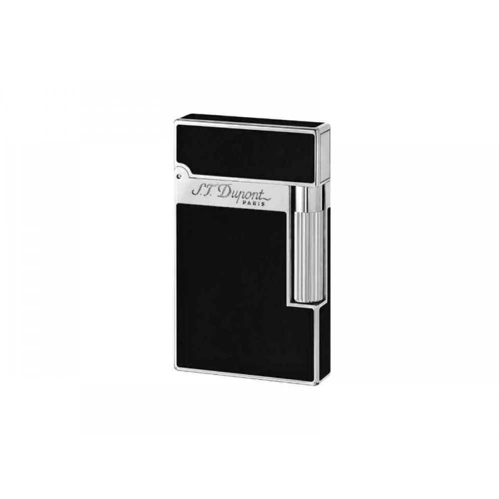 Szivaröngyújtó S.T. Dupont L2 - fekete/ezüst