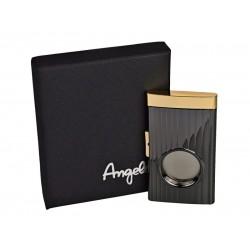 Szivarvágó - Angelo, füstszínű