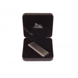 Lubinski szivaröngyújtó - Panarea, silver